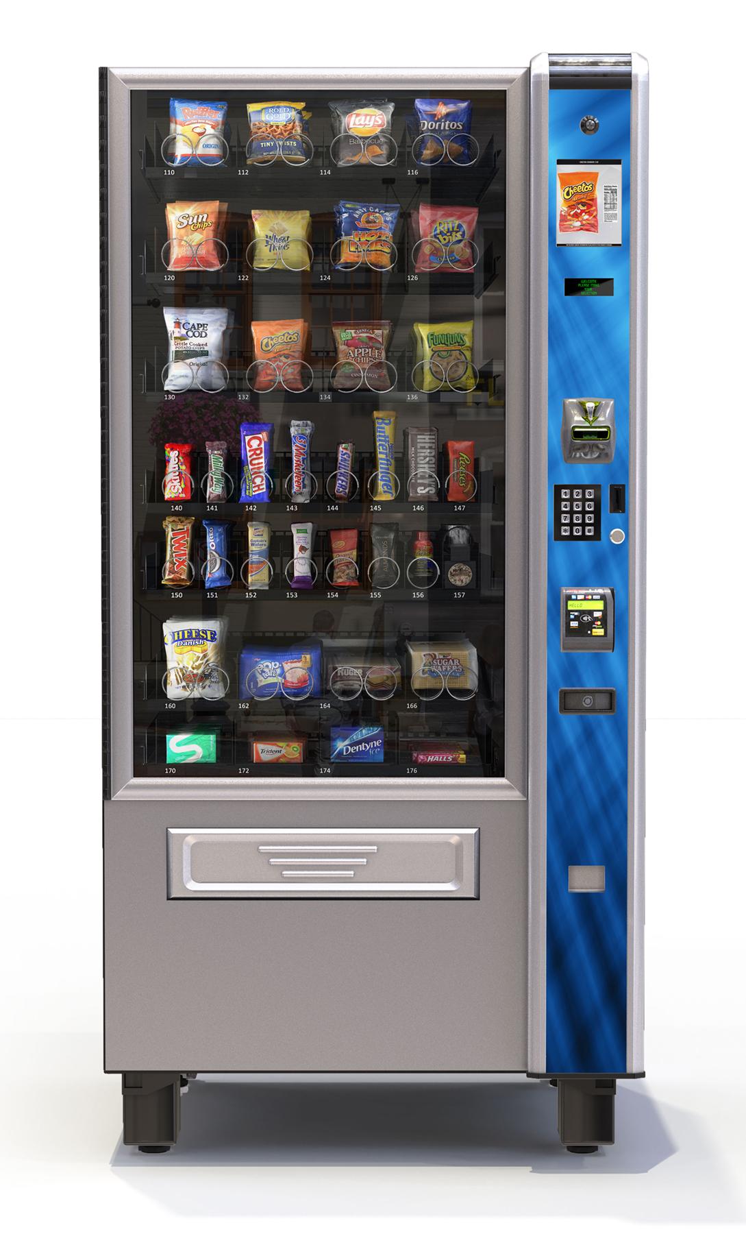 Snack Machine Repair - Vending Machine Repair Parts