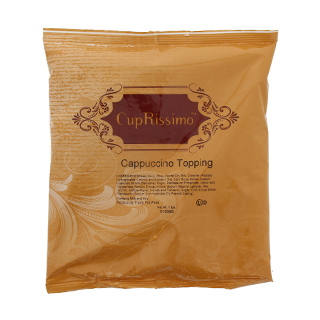 CAPPUCCINO TOPPING, CUPRISSIMO