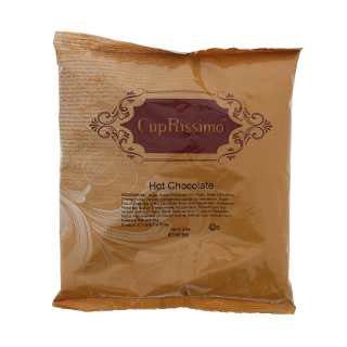 HOT CHOCOLATE TOPPING, CUPRISSIMO (PER CASE)