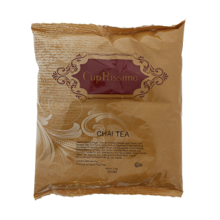 CHAI TEA TOPPING, CUPRISSIMO (PER CASE)