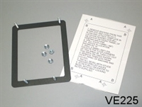 BEZEL, FOR MEI/COINCO BILL VALIDATOR