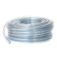 TUBING-1/4 OD X 1/8 ID-CLEAR-FOR