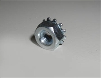 SHELF ROLLER NUT, 1/4
