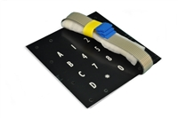TOUCHPAD MEMBRANE, FOR FASTCORP F631
