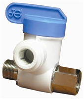 VALVE-ANGLE STOP ADAPTER-3/8MX3/8FX 3/8T