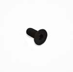 SCREW, #M6 X 1.0 X 14 FHCS BLACK OXIDE, FOR N&W
