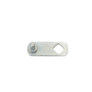LOCK ARM, T-HANDLE, FOR AP CURVE DOOR